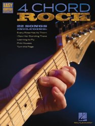 4 chord rock guitar songs