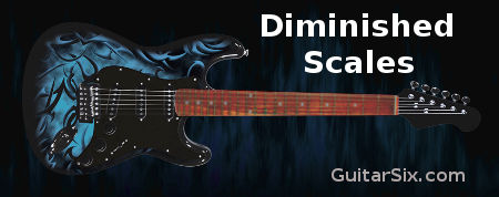 Diminished scales