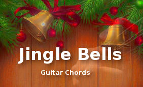 jingle bells guitar chords