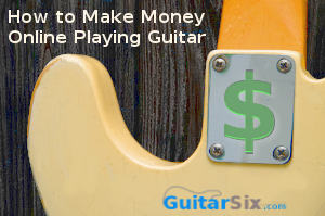 money guitar