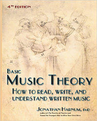 Music theory book