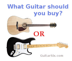 what guitar should you buy as a beginner